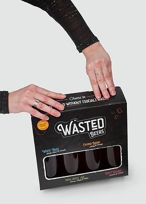 Bierverpakking bedrukt