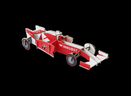 Bestel nu jouw F1 auto!