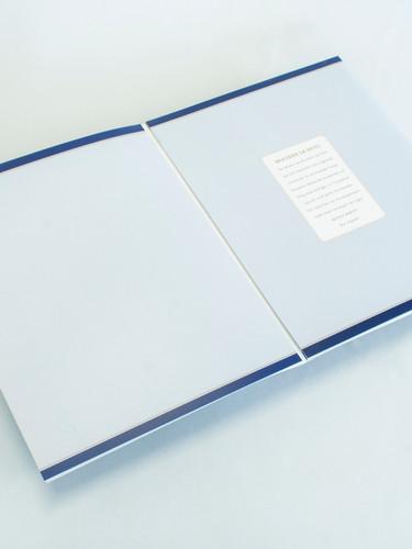 Luxe menukaart