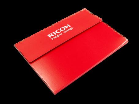 Product van de Week  - Rode Ricoh koffer