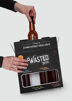 Kartonnen bierverpakking - bierverpakkin