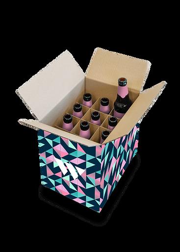 Bierverpakking - bierdoos