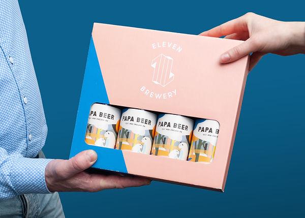 Bierverpakking bedrukt - bierverpakking karton