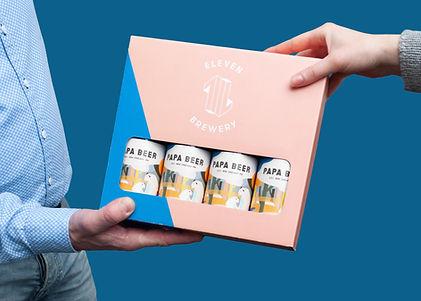 Bierverpakkingen - geschenkverpakking