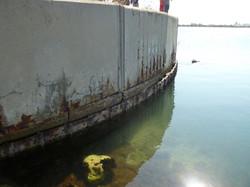Corrosion métallique par l'eau