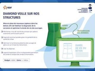Concours interne EDF « graines de génie »