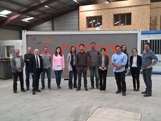 A-CORROS a accueilli à Arles le 3ème comité de pilotage du projet DIAMOND