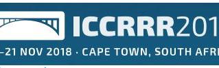 2 articles - Conférence ICCRRR 2018