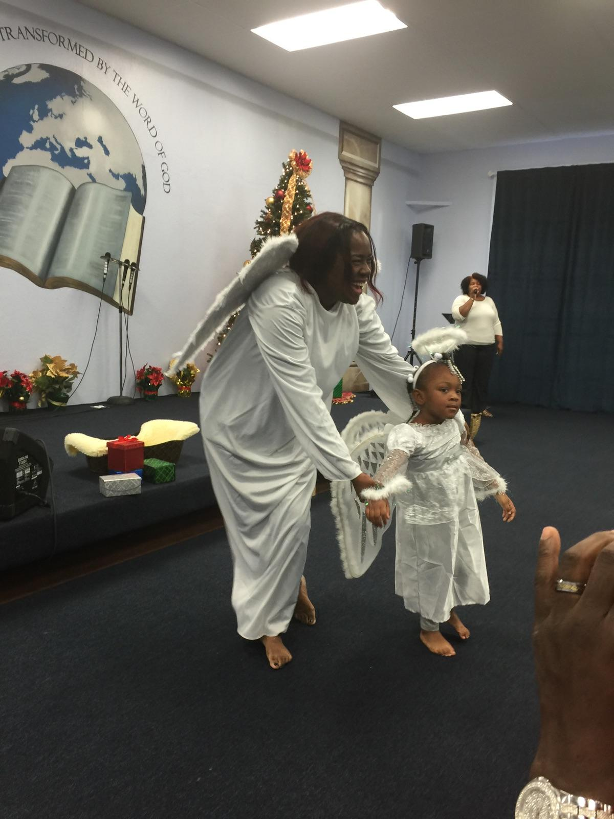 Youth Dance Ministry