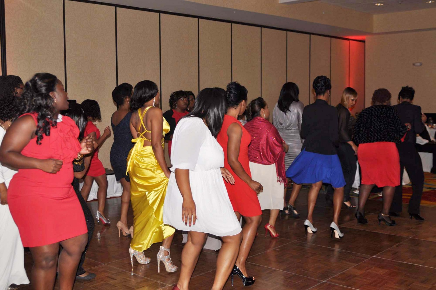 Annual Red and White Gala
