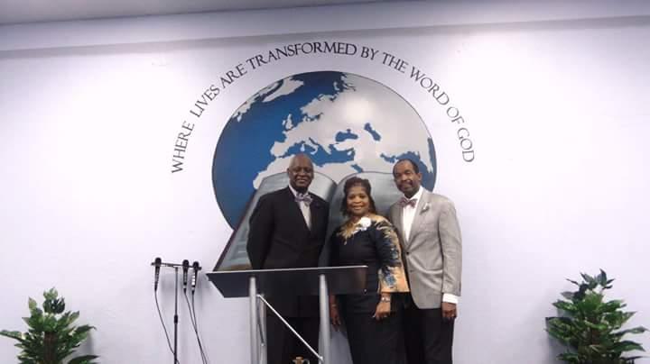 Pastor Goldman @KBCC