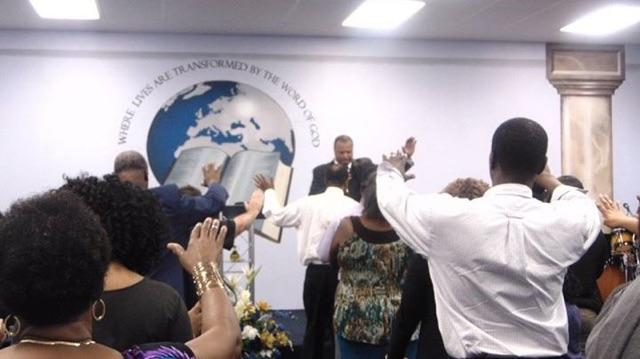 Prayer over our Pastors