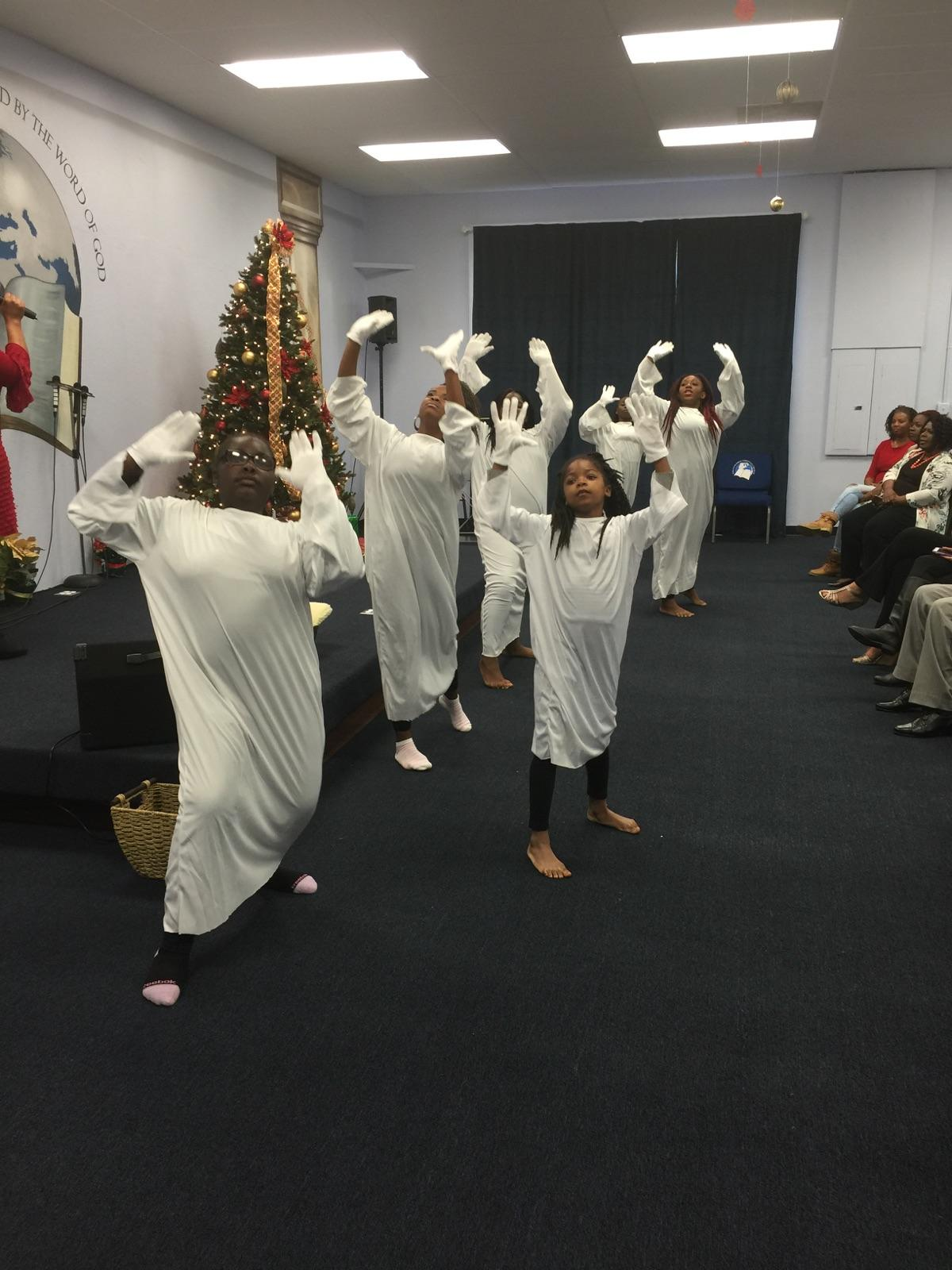 KBCC Youth Dance Ministry