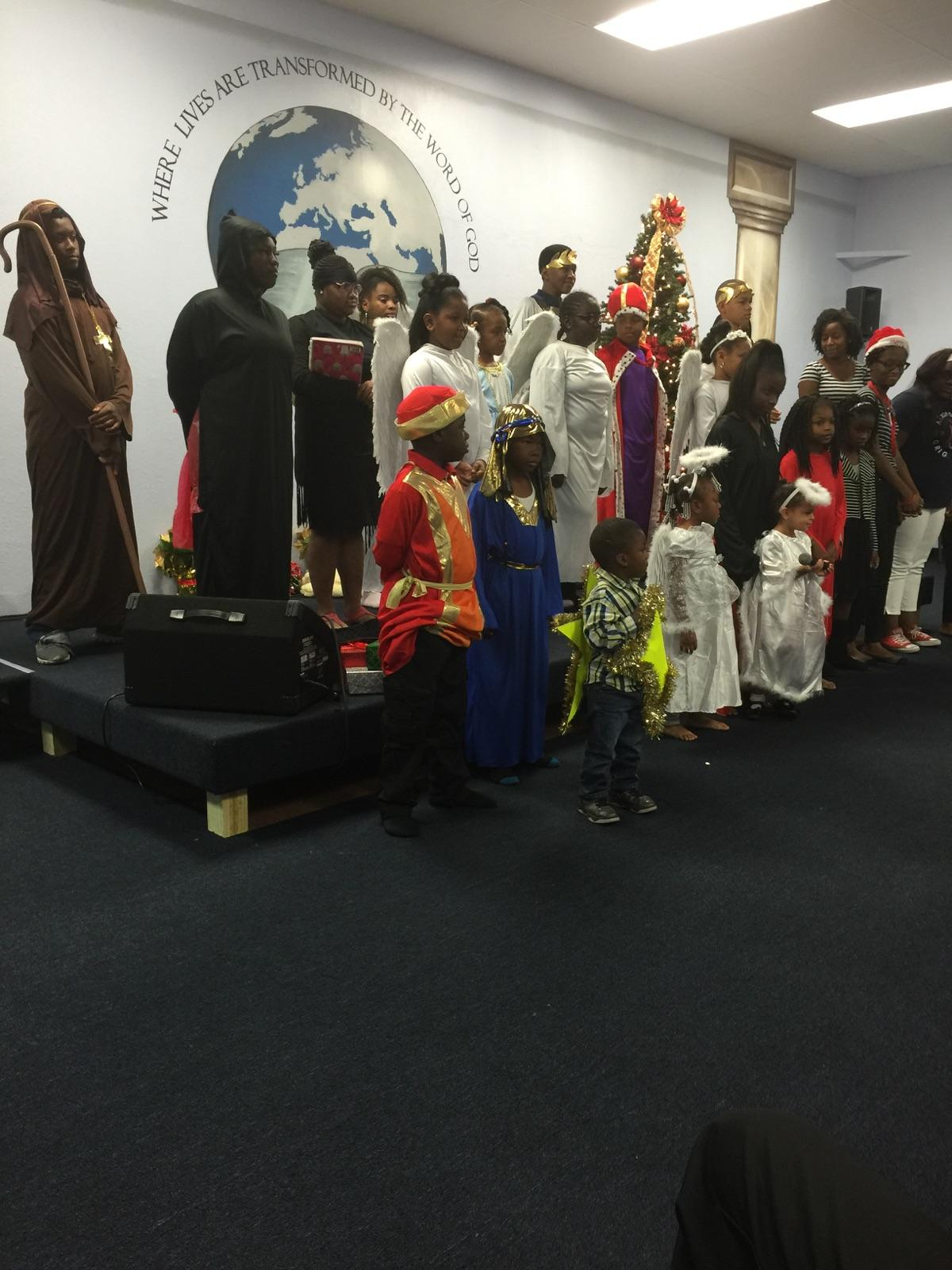 KBCC Youth Department Christmas Play