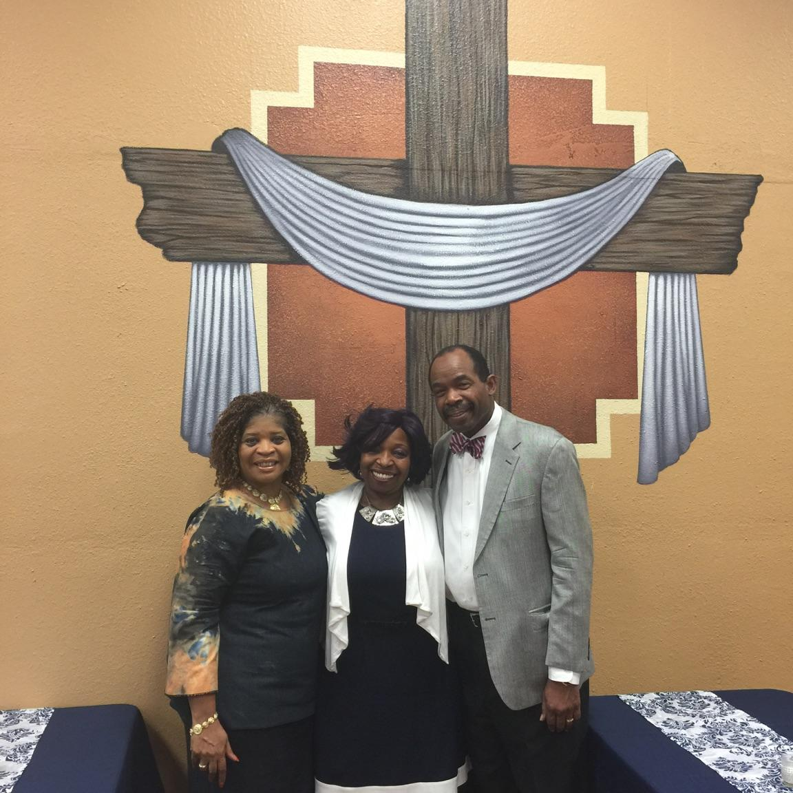 Ms. Regina & Pastors