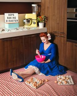 Kuchařka Eva