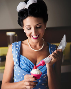 Kuchařka Kateřina
