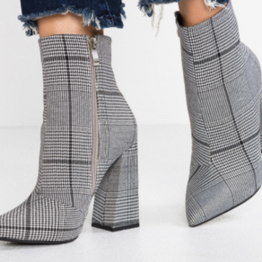 4 EASY LOOKS WITH 1 PAIR OF ANKLE BOOTS