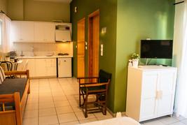 Kiki's Apartments Room 3 - Kitchen