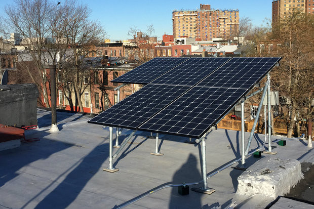 Solar Energy Campaign Looks to Green Crown Heights and Bed-Stuy Homes