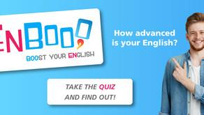 Advanced Vocabulary Quiz!