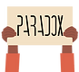 Anti Racism Paradox Protest Logo Transpa