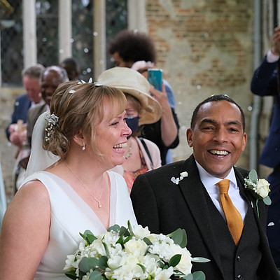 Hugh and Kelly's wedding