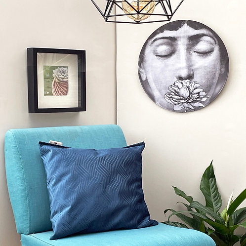 Cuscino in velluto 45 cm x 45 cm - Linea Velvet