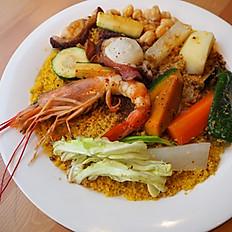 Seafood SP Couscous
