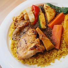 Chiken Couscous