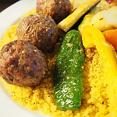 Meat ball Couscous