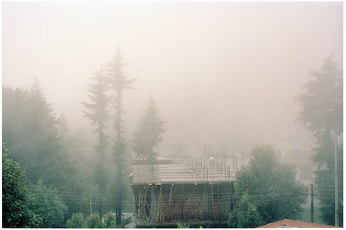 Morning Mist, India