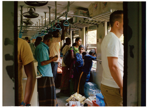 Train | Sri Lanka, 2018