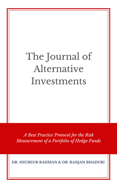The Journal of Alternative Investments.p