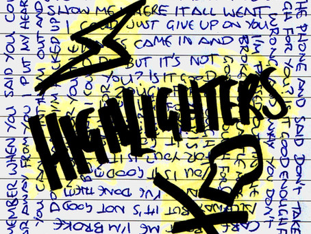 'Highlighters' streaming NOW!
