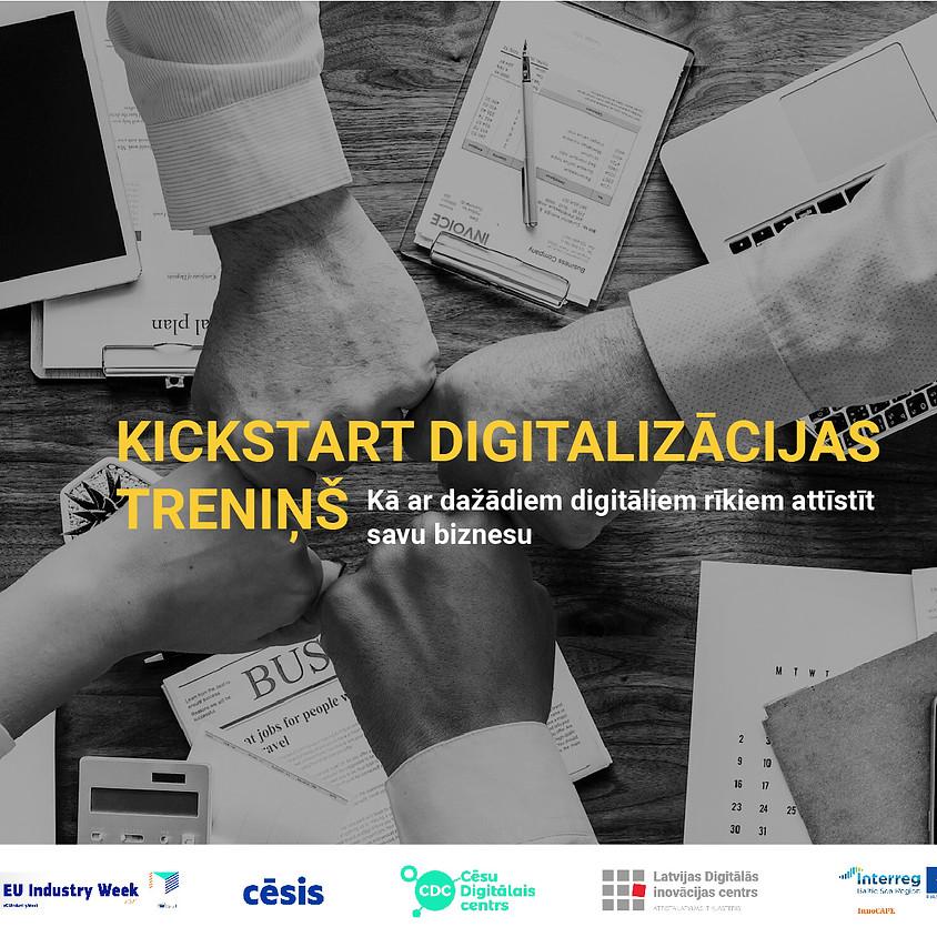 Kickstart inovāciju treniņš