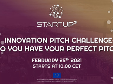 Throwback: Startup3 Pitch Challenge in Latvia