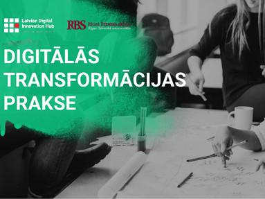 Digitālās transformācijas prakse