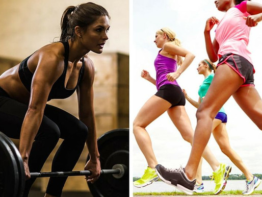 Weight Training IS Cardio.