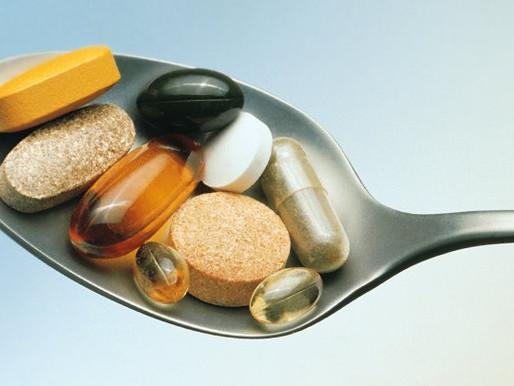 My Top 3 Supplements