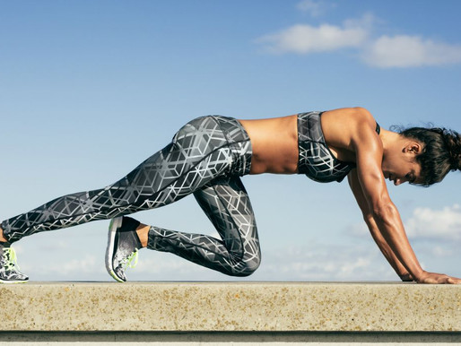 Training Abs: it's not just about the crunches!