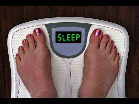 Sleep More and Lose Weight!