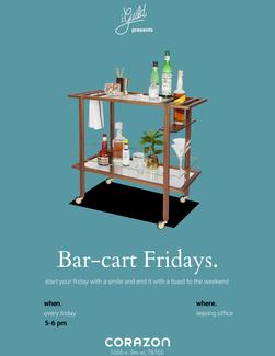 BarCart_Fridays