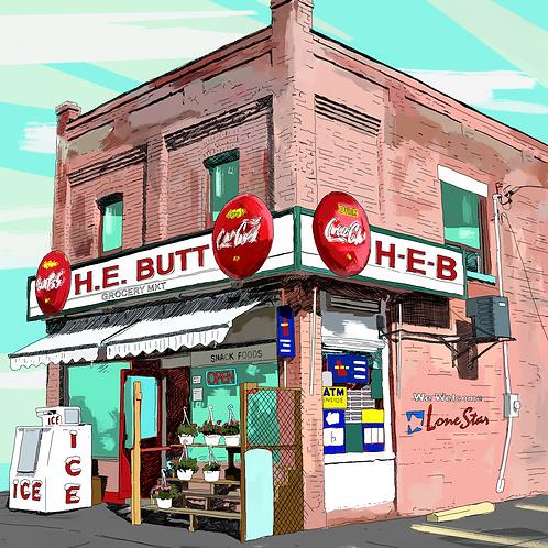 H.E. Butt Grocery