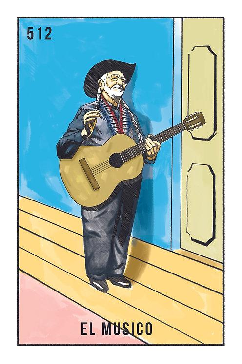 El Musico (De Austin)