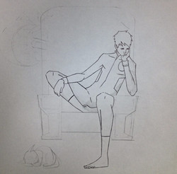 Necrosis Sketch