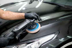 black-car-polish
