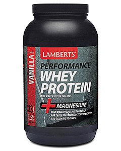 Whey Protein (All flavours)