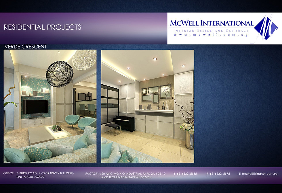 McWell International Interior Design E Copy