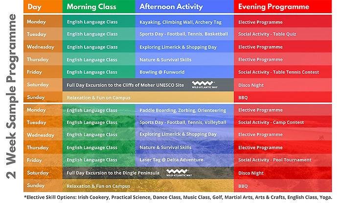 residential-english-summer-camp-activiti